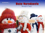eKartki Boże Narodzenie Świąteczni kumple,