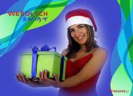 eKartki Boże Narodzenie Świąteczny prezent,
