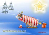 eKartki Boże Narodzenie Święta na wesoło,