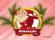 eKartki Boże Narodzenie Uwaga - Mikołajki,