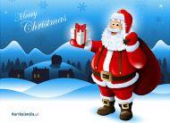 eKartki Boże Narodzenie W mikołajkowy dzień,