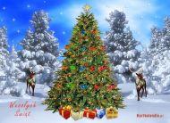 eKartki Boże Narodzenie W świątecznym nastroju,