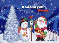 eKartki Boże Narodzenie W świątecznyn nastroju,