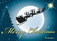 eKartki Boże Narodzenie Wigilijna noc,