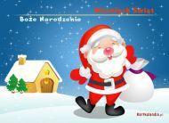 eKartki elektroniczne z tagiem: Darmowe ekartki bożonarodzeniowe Życzenia na Boże Narodzenie,