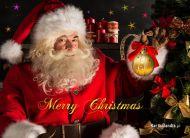 eKartki Boże Narodzenie Poczciwy Mikołaj,