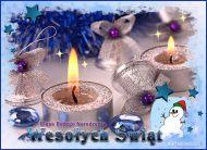 eKartki elektroniczne z tagiem: Darmowe kartki bo¿onarodzeniowe Blask Bo¿ego Narodzenia,