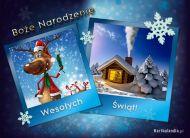 eKartki elektroniczne z tagiem: Bo¿e Narodzenie Kartka na Bo¿e Narodzenie,