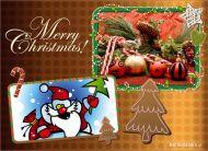 eKartki elektroniczne z tagiem: Darmowe kartki bo¿onarodzeniowe Merry Christmas,