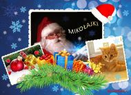 eKartki elektroniczne z tagiem: Bo¿e Narodzenie Miko³ajki,
