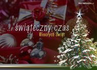 eKartki elektroniczne z tagiem: Kartki na Bo¿e Narodzenie ¦wi±teczny czas,