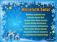 eKartki Boże Narodzenie Wigilijny czas,