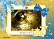 eKartki elektroniczne z tagiem: eKartki na Boże Narodzenie Złote życzenia dla Ciebie,