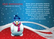 eKartki elektroniczne z tagiem: Bo¿e Narodzenie ¯yczenia ¶wi±teczne,