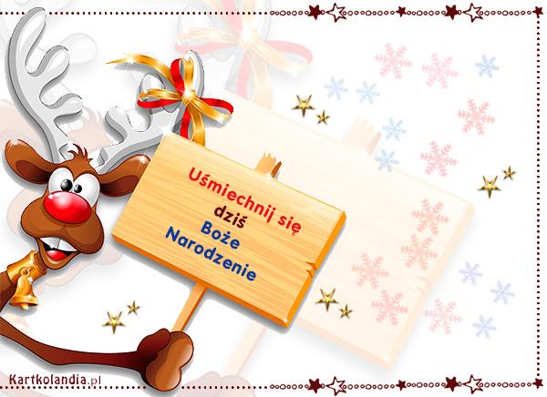Dziś Boże Narodzenie