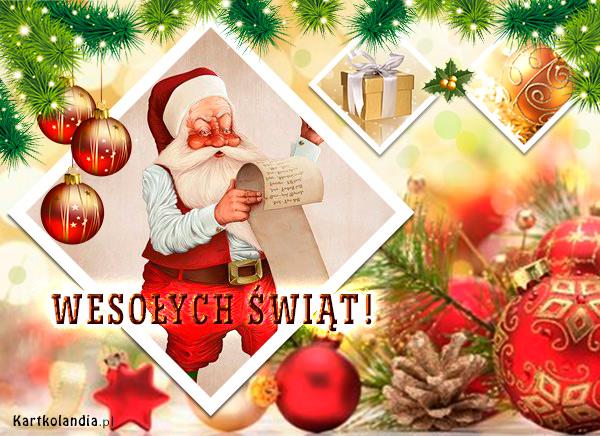 Wesołych Świąt dla Ciebie