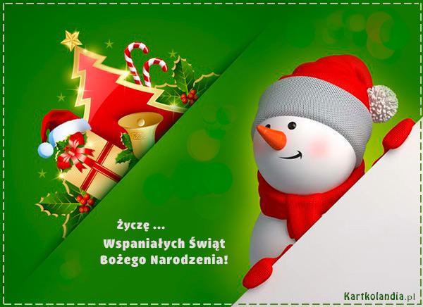Wspaniałych Świąt!