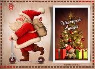 eKartki elektroniczne z tagiem: Kartki bożonarodzeniowe Choinka z prezentami,