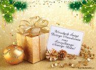 eKartki elektroniczne z tagiem: Kartka na Bo¿e Narodzenie e-Kartka z ¿yczeniami,