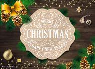 eKartki Boże Narodzenie Gorące życzenia świąteczne,