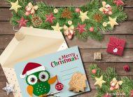 eKartki elektroniczne z tagiem: Darmowe kartki na Boże Narodzenie Pocztówka na święta,