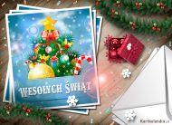 eKartki elektroniczne z tagiem: Kartki bożonarodzeniowe Przesyłam życzenia!,