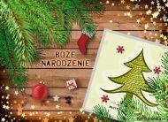 eKartki elektroniczne z tagiem: Bo¿e Narodzenie ¦wi±teczna choineczka,