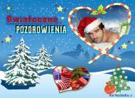 eKartki elektroniczne z tagiem: Kartka bożonarodzeniowa Świąteczne pozdrowienia,