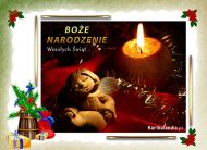 eKartki Boże Narodzenie Wigilijny nastrój,