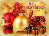 eKartki Boże Narodzenie Z najlepszymi życzeniami,