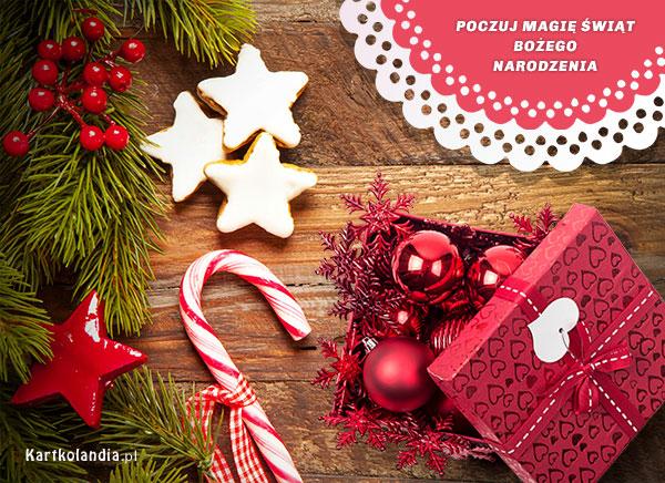 Poczuj magię świąt!