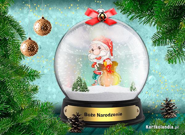 W dniu Bożego Narodzenia