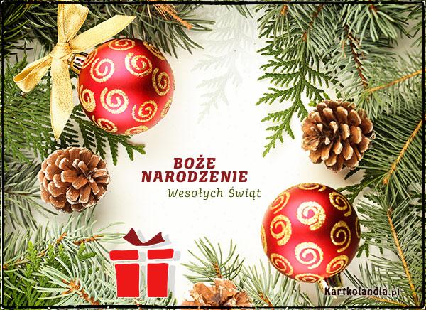 eKartki elektroniczne z tagiem: Bożonarodzeniowe Życzenia Życzenia prosto z choinki,