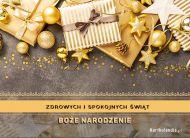 eKartki elektroniczne z tagiem: e Kartki Bożonarodzeniowa kartka,