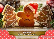 eKartki Boże Narodzenie Piernikowe smakołyki,