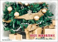 eKartki Boże Narodzenie Pod choinką ...,