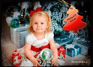 eKartki elektroniczne z tagiem: e-Kartka bożonarodzeniowa Uwielbiam Boże Narodzenie,