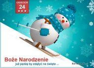 eKartki elektroniczne z tagiem: e-Kartka bożonarodzeniowa Święta tuż tuż ...,