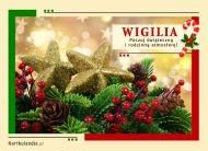 eKartki elektroniczne z tagiem: Darmowe e-kartki mikołajkowe Świąteczna atmosfera,