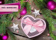 eKartki elektroniczne z tagiem: Kartki bożonarodzeniowe Świąteczny upominek,