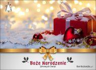 eKartki elektroniczne z tagiem: Kartki Mikołaj Życzenia na Boże Narodzenie,