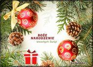 eKartki elektroniczne z tagiem: Kartki bożonarodzeniowe Życzenia prosto z choinki,