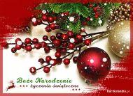 eKartki elektroniczne z tagiem: Kartki Mikołaj Życzenia świąteczne,