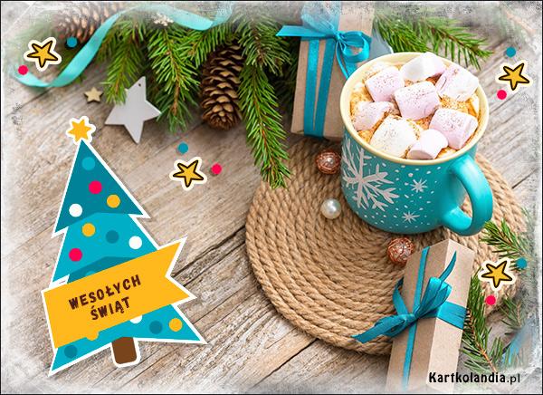 eKartki elektroniczne z tagiem: Kawa Bożonarodzeniowe pyszności,