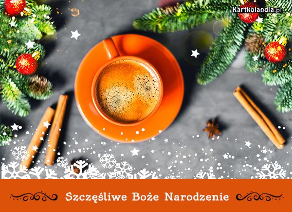 eKartki elektroniczne z tagiem: Kawa Przy świątecznym stole,