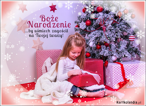eKartki elektroniczne z tagiem: Bożonarodzeniowe Prezenty Radość Bożego Narodzenia,