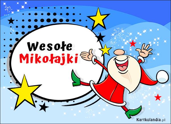 Wesołe Mikołajki