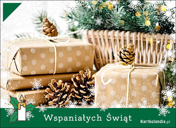 eKartki elektroniczne z tagiem: Bożonarodzeniowe Prezenty Wspaniałych Świąt!,