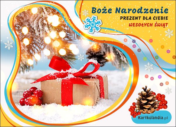 Życzenia Wesołych Świąt!