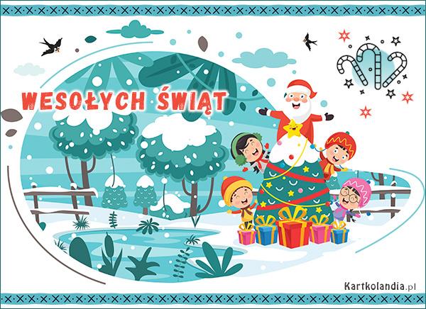 eKartki elektroniczne z tagiem: Bożonarodzeniowe Życzenia Życzenia z dalekiego kraju,